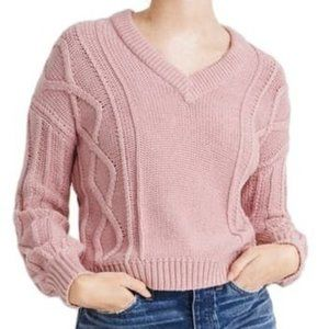 *HOST PICK*Madewell augustus vneck BNWT sweater XL